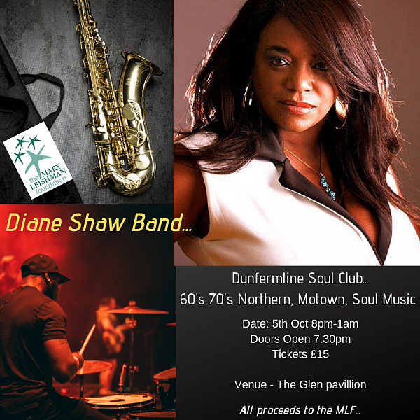 Soul Night dance with live band